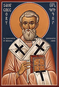 St. Gregory the Illuminator of Armenia