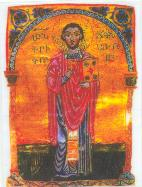 Click here for a bio on St. Gregory of Nareg