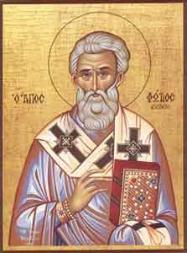 St. Photius the Great:  Patriarch of Constantinople and Byzantine Armenian